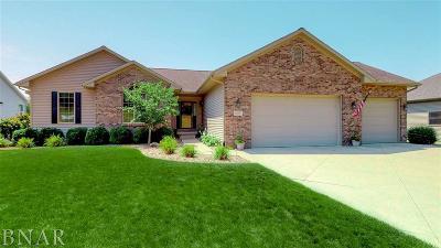 Heyworth Single Family Home For Sale: 607 E Vorey