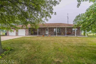 Clinton Single Family Home For Sale: 9828 Northyards