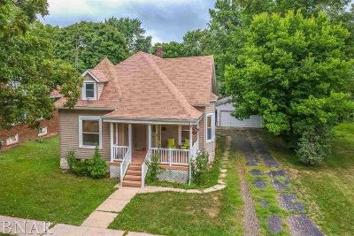 McLean Single Family Home For Sale: 108 W Spencer