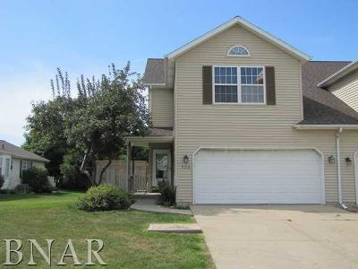 LeRoy Single Family Home For Sale: 906 Country Lane