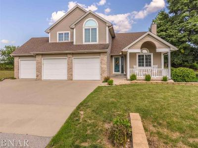Heyworth Single Family Home For Sale: 301 Trotter Drive