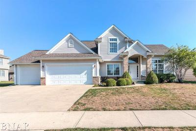 Normal Single Family Home For Sale: 3138 Butterfly