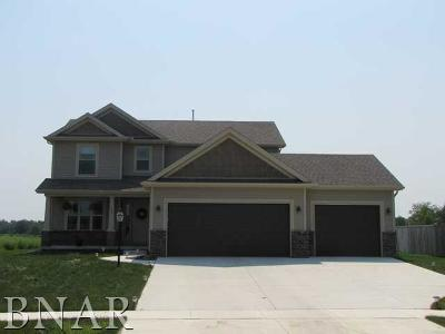 LeRoy Single Family Home For Sale: 113 Ospry Way