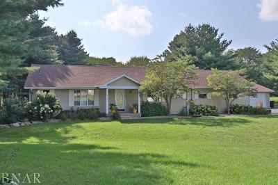 Mackinaw Single Family Home For Sale: 208 N Juliana