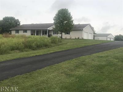 Clinton Single Family Home For Sale: 9563 Clintonia Road
