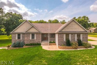 Heyworth Single Family Home For Sale: 624 E Vorey