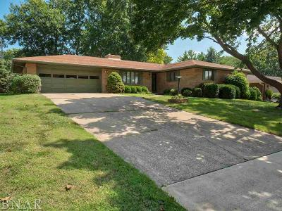Normal Single Family Home For Sale: 114 Marie