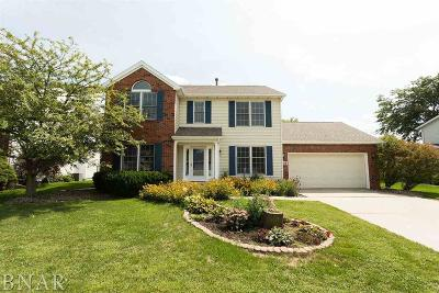 Normal Single Family Home For Sale: 1413 Ironwood Dr.