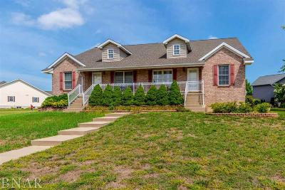 Normal Single Family Home For Sale: 1517 Belclare