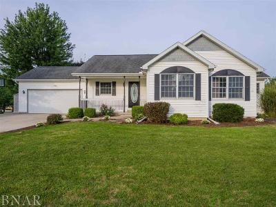 Downs Single Family Home For Sale: 104 N Gadwall