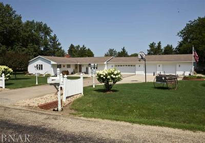 Clinton Single Family Home For Sale: 8613 Burns Hill Road