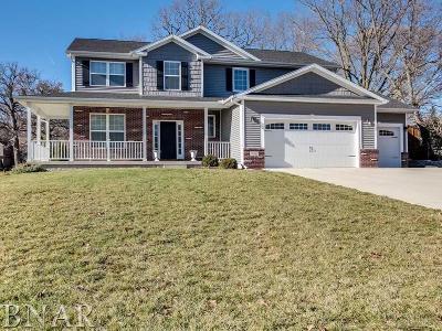 Heyworth Single Family Home For Sale: 626 E Vorey St