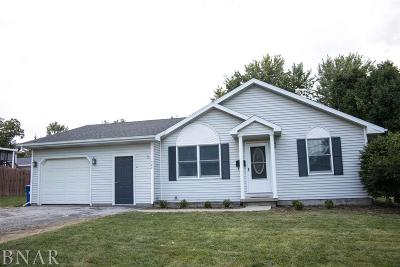 LeRoy Single Family Home For Sale: 504 E Vine