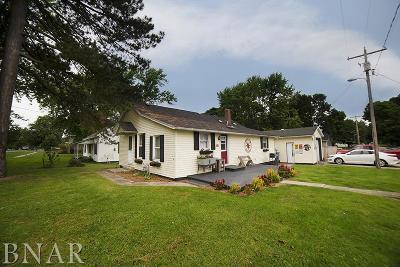 Lexington Single Family Home For Sale: 208 S East