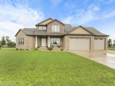 Downs Single Family Home For Sale: 15 River Run