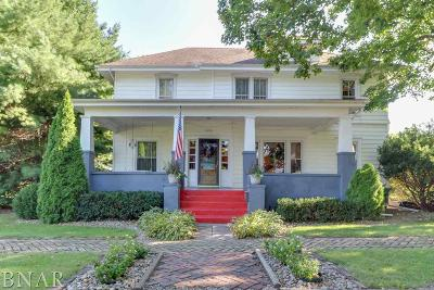 LeRoy Single Family Home For Sale: 309 E North St.