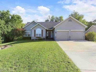 Heyworth Single Family Home For Sale: 1008 Stuart Dr