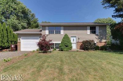 LeRoy Single Family Home For Sale: 505 S Hemlock