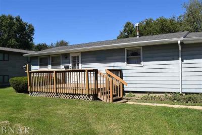 Heyworth Single Family Home For Sale: 309 Poplar