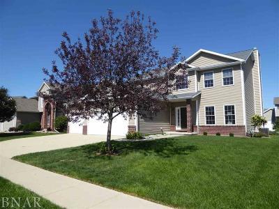 Normal Single Family Home For Sale: 3192 Marimarsh Lane