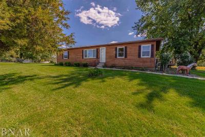 Lexington Single Family Home For Sale: 21729 Clarksville