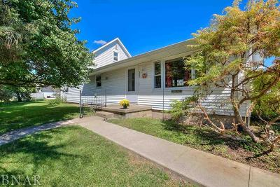 DeWitt Single Family Home For Sale: 300 Chicago St