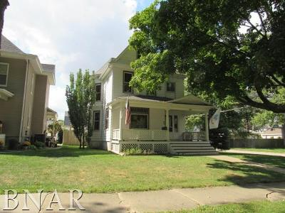Single Family Home For Sale: 623 N Jackson