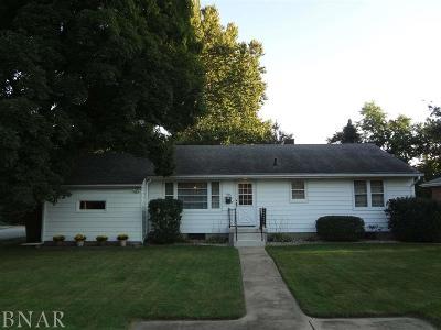 Clinton Single Family Home For Sale: 916 E South Street