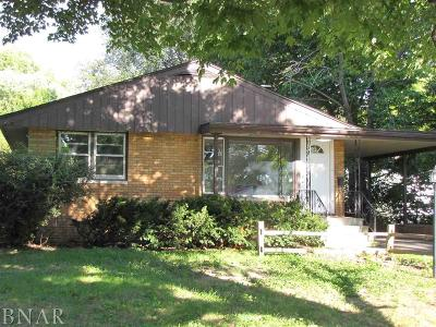 Normal Single Family Home For Sale: 444 S Adelaide