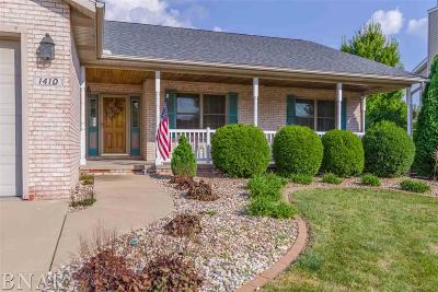 Normal Single Family Home For Sale: 1410 Donegal