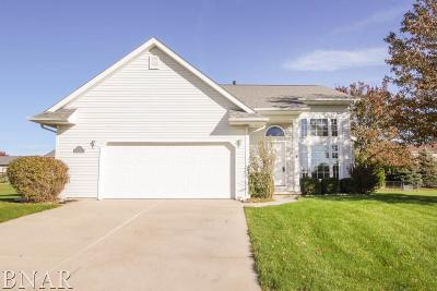 Downs Single Family Home For Sale: 109 S Pintail