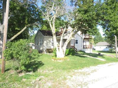 Heyworth Single Family Home For Sale: 105 S Joselyn