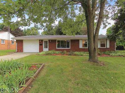 Normal Single Family Home For Sale: 413 Alden