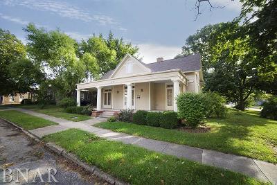 Lexington Single Family Home For Sale: 117 S Pine