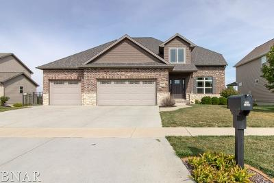 Normal Single Family Home For Sale: 2510 Fieldstone