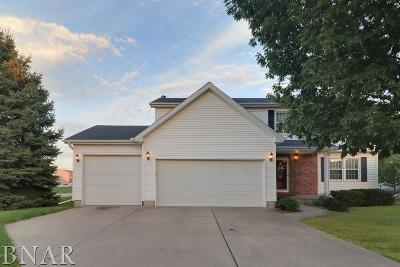 Normal Single Family Home For Sale: 1514 Augusta