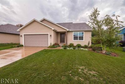 Normal Single Family Home For Sale: 2077 Dawson