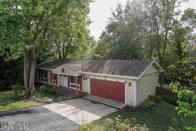 Mackinaw Single Family Home For Sale: 215 Brandy