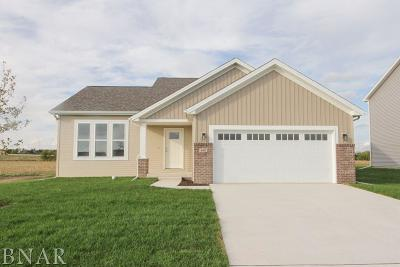 Normal Single Family Home For Sale: 400 Bobwhite Way