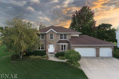 Normal Single Family Home For Sale: 1011 Ironwood Drive