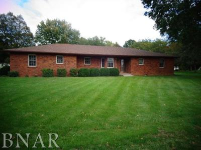 LeRoy Single Family Home For Sale: 201 Blue Jay Drive