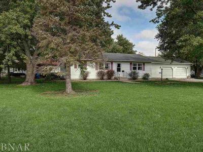 Chenoa Single Family Home For Sale: 721 York