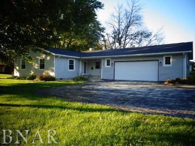 LeRoy Single Family Home For Sale: 300 E School