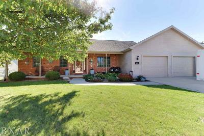 Heyworth Single Family Home For Sale: 412 Boulder