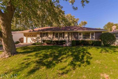 Normal Single Family Home For Sale: 1202 Russell St.