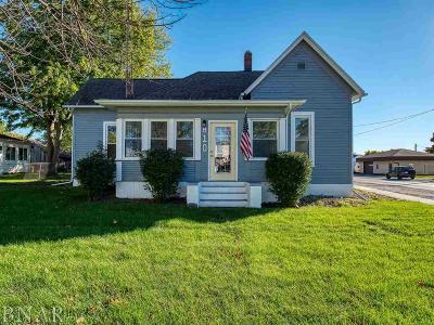 Lexington Single Family Home For Sale: 810 W Main