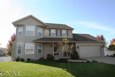 Mackinaw Single Family Home For Sale: 504 Newcastle