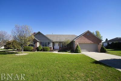 Lexington Single Family Home For Sale: 115 Meadow Creek Court