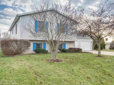 Heyworth Single Family Home For Sale: 811 Teepee Court