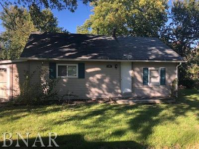 Waynesville Single Family Home For Sale: 109 E North